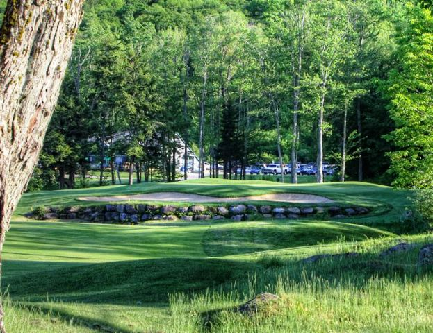 Golf Course Photo, Green Mountain National Golf Course, Killington, 05751