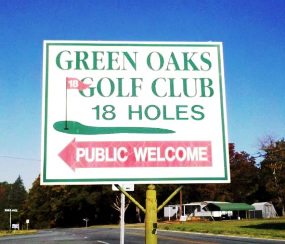 Green Oaks Golf Club
