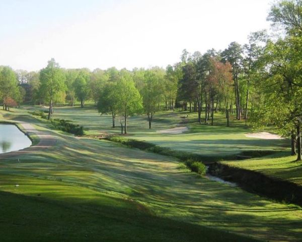 Green Valley Country Club,Greenville, South Carolina,  - Golf Course Photo