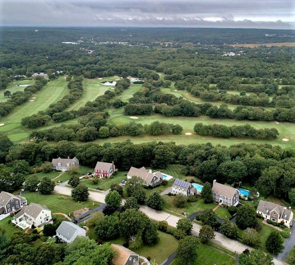 Green Harbor Golf Club, Marshfield, Massachusetts,  - Golf Course Photo