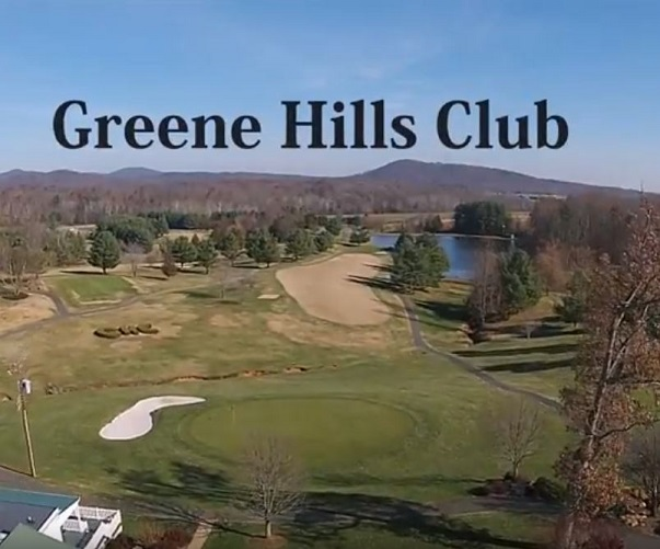 Greene Hills Golf Club, Stanardsville, Virginia,  - Golf Course Photo