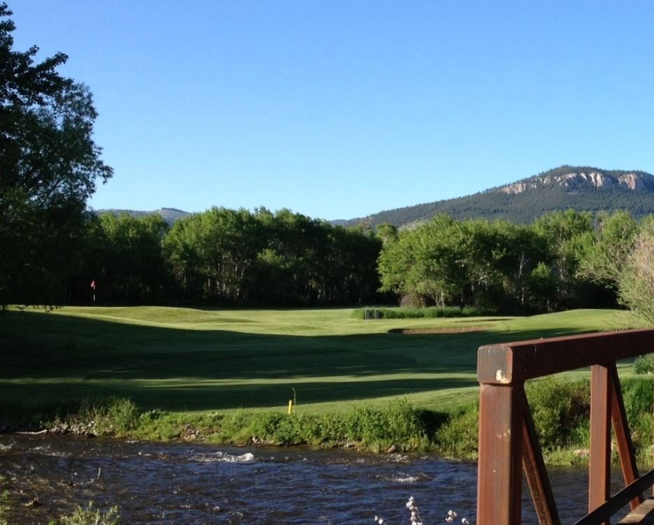 Green Meadow Country Club, Helena, Montana,  - Golf Course Photo