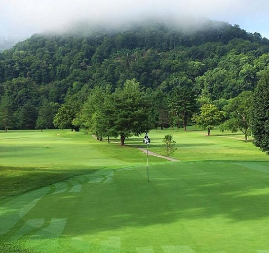 Golf Course Photo, Green Meadow Country Club, Pikeville, Kentucky, 41501
