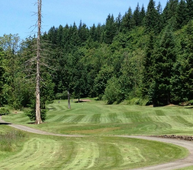 Green Mountain Golf Course, CLOSED 2016, Vancouver, Washington,  - Golf Course Photo