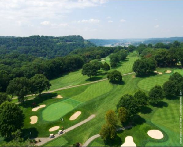 Golf Course Photo, Green Oaks Country Club, Verona, 15147