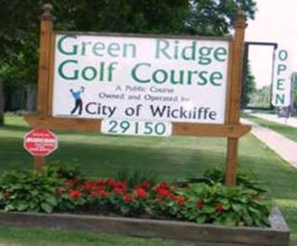 Golf Course Photo, Green Ridge Golf Course, Wickliffe, 44092