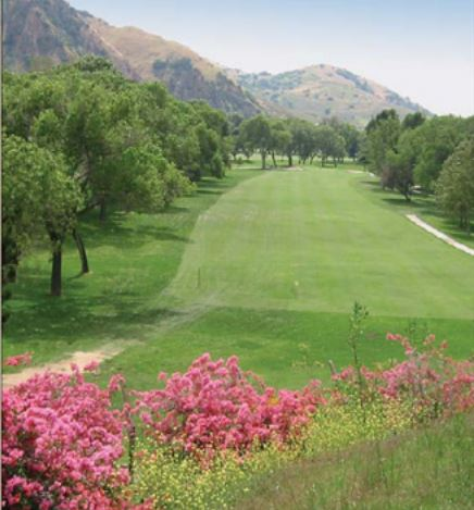 Green River Golf Club, Corona, California,  - Golf Course Photo