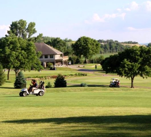 Green Valley Municipal Golf Club, Sioux City, Iowa,  - Golf Course Photo