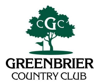 Golf Course Photo, Greenbrier Country Club, Chesapeake, 23320