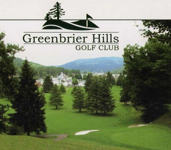 Golf Course Photo, Greenbrier Hills Golf Club, Rainelle, West Virginia, 25962