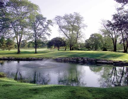 Golf Course Photo, Greene Country Club, Gem City Golf Course, CLOSED 2014, Fairborn, 45324