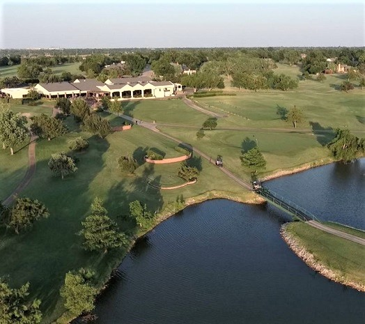Greens Country Club, Oklahoma City, Oklahoma,  - Golf Course Photo