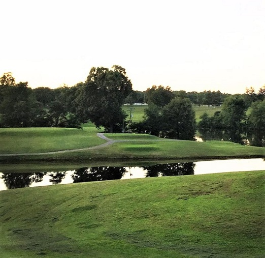 Golf Course Photo, Greenville Country Club, Greenville, Kentucky, 42345