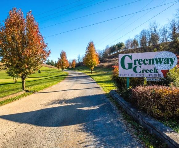 Greenway Creek Golf Course, CLOSED 2016, Glade Springs, Virginia, 24340 - Golf Course Photo
