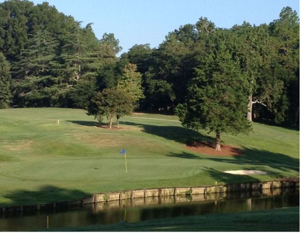 Greenwood Country Club | Greenwood Golf Course, Greenwood, South Carolina, 29649 - Golf Course Photo