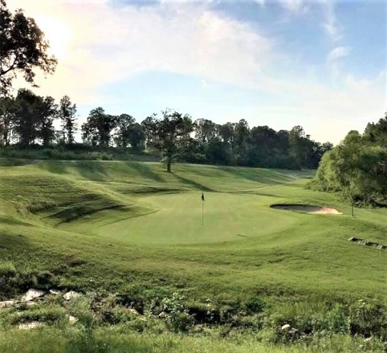 Greer Golf & Country Club, Greer, South Carolina,  - Golf Course Photo