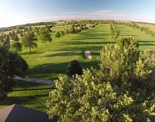 Gregory Golf Club, Gregory, South Dakota,  - Golf Course Photo