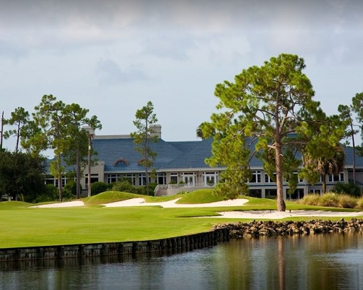 Grey Oaks Golf & Country Club, Pine Golf Course, Naples, Florida,  - Golf Course Photo