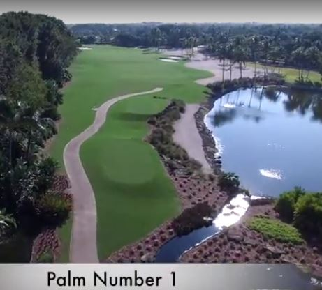 Grey Oaks Golf & Country Club, Palm Golf Course, Naples, Florida,  - Golf Course Photo