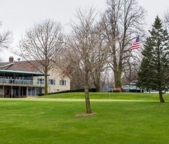 Grinnell College Golf Course, Grinnell, Iowa,  - Golf Course Photo