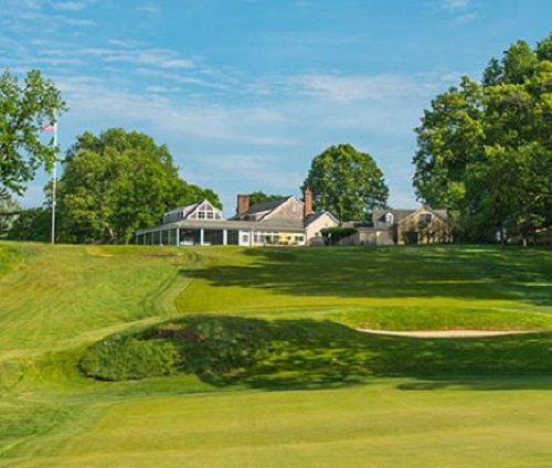 Gulph Mills Golf Club, King Of Prussia, Pennsylvania,  - Golf Course Photo