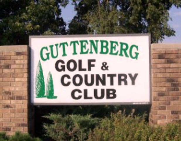 Guttenberg Community Golf, Guttenberg, Iowa,  - Golf Course Photo