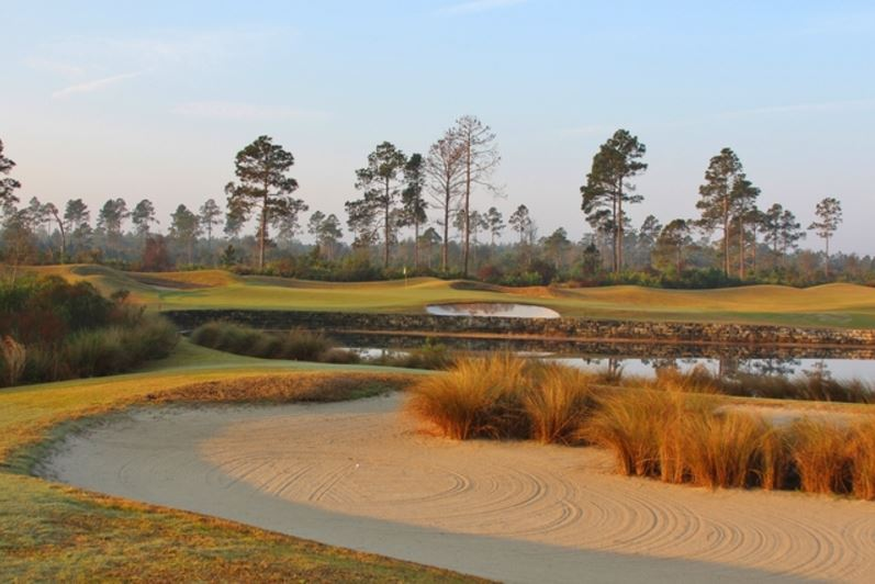 Hammock Beach Resort, The Conservatory Course