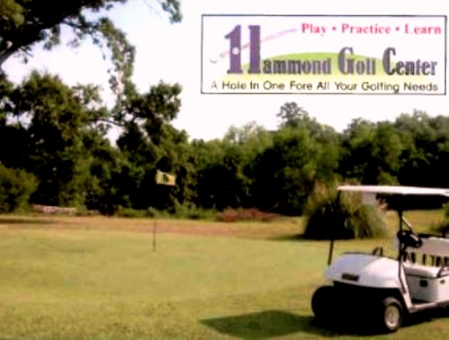Golf Course Photo, Hammond Golf Center, Hammond, Louisiana, 70403