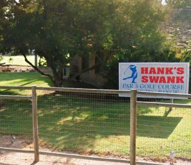 Hanks Swank Par Three Golf Course