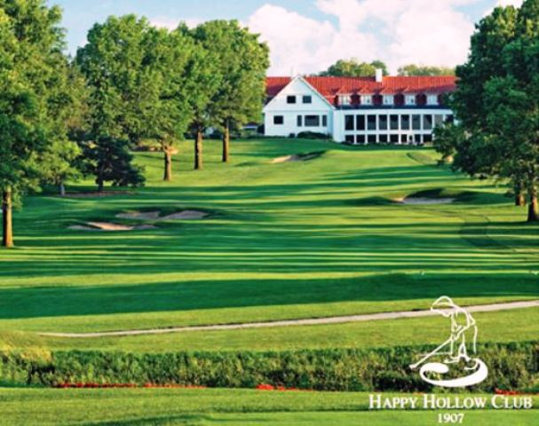 Golf Course Photo, Happy Hollow Club, Omaha, 68124