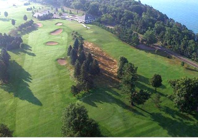Harbor Point Golf Club, Harbor Springs, Michigan, 49740 - Golf Course Photo