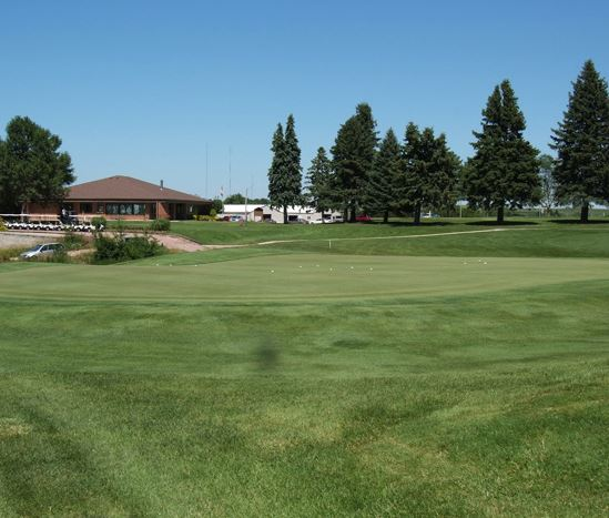 Hartington Golf Club, Hartington, Nebraska,  - Golf Course Photo