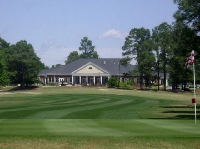 Golf Course Photo, Hartsville Country Club, Hartsville, 29550