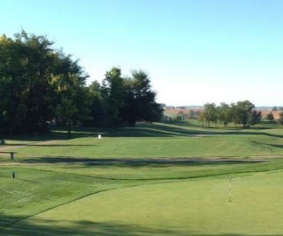 Golf Course Photo, Harvest Point Golf Course, Oskaloosa, Iowa, 52577
