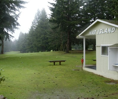 Golf Course Photo, Hat Island Golf Course, Everett, 98201