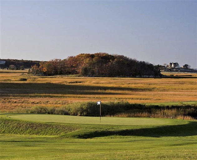 Hatherly Country Club, North Scituate, Massachusetts,  - Golf Course Photo