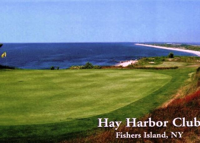 Hay Harbor Golf Club, Fishers Island, New York,  - Golf Course Photo