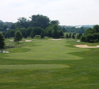 Golf Course Photo, Hayfields Country Club, Hunt Valley, 21030