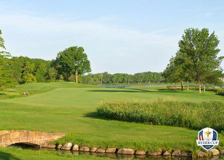 Hazeltine National Golf Club, Chaska, Minnesota, 55318 - Golf Course Photo