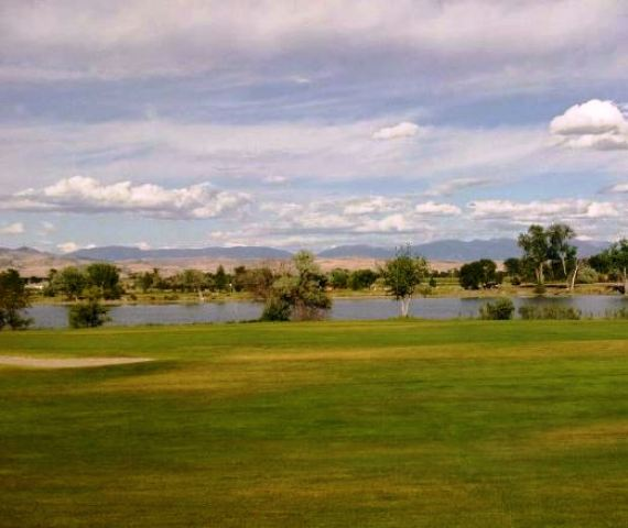 Headwaters Public Golf Course,Three Forks, Montana,  - Golf Course Photo