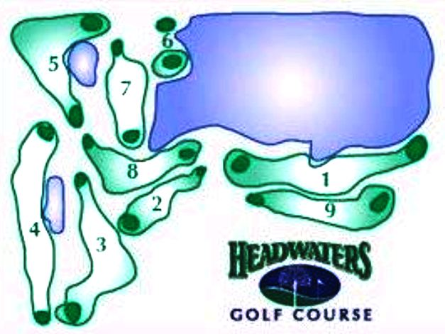 Headwaters Public Golf Course
