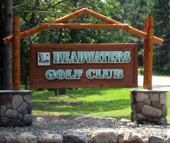Headwaters Golf & Country Club, Park Rapids, Minnesota,  - Golf Course Photo