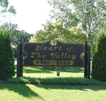 Heart Of The Valley Golf Club