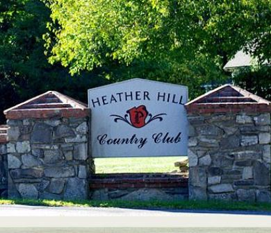 Heather Hill Country Club, 18-Hole Middle South Course