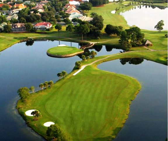 Heathrow Country Club, Heathrow, Florida, 32746 - Golf Course Photo