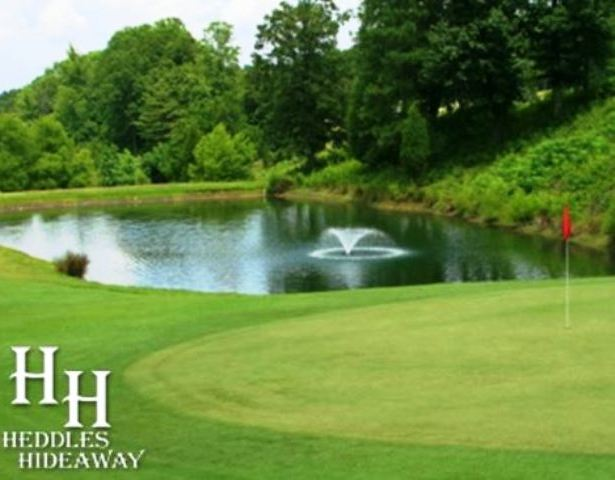 Heddles Hideaway Country Club, Spartanburg, South Carolina, 29302 - Golf Course Photo