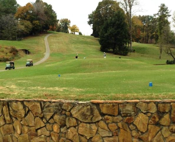 Hemlock Golf Course,Walnut Cove, North Carolina,  - Golf Course Photo