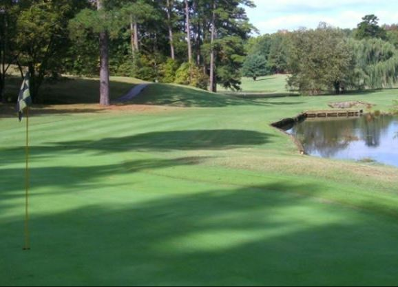 Henderson Country Club | Henderson Golf Course, Henderson, North Carolina, 27536 - Golf Course Photo