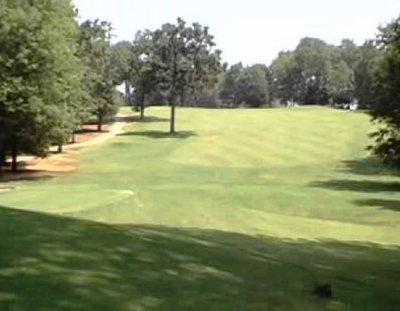 Henry River Golf Club, CLOSED 2013,Hickory, North Carolina,  - Golf Course Photo