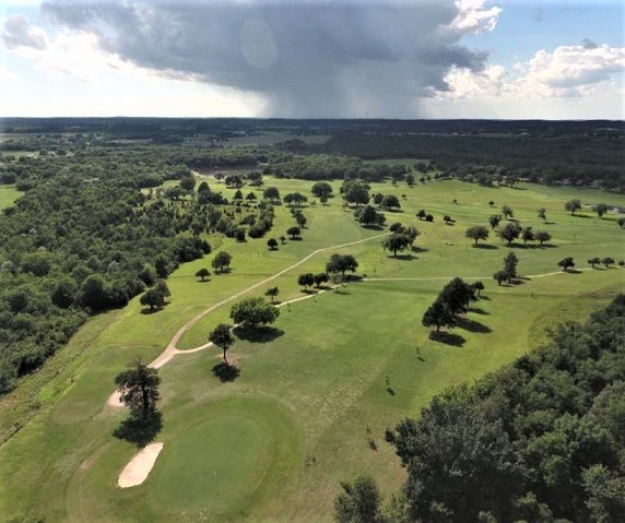 Henryetta Golf & Country Club, Henryetta, Oklahoma,  - Golf Course Photo